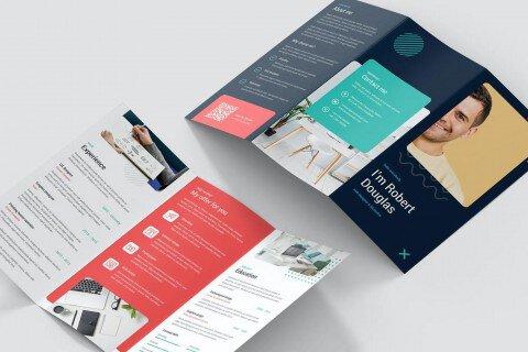 Dịch vụ thiết kế Brochure